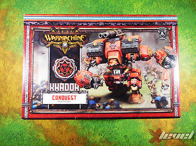 Conquest Colossal (box opened, unassembled) [Metal/Resin] [x1] Khador [Warmac...