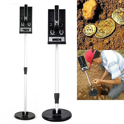 Pro Metal Detector Deep Search Gold Coin Digger Hunter Treasure Finder Top