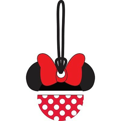 Disney Minnie Mouse Body Travel Pants Luggage Tag