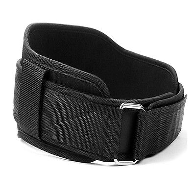 WeightLifting Boxing Protection Fitness Wide Back Support Training Belt