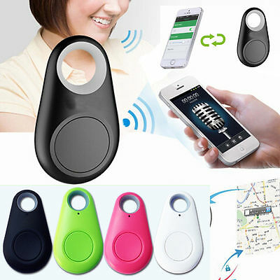 Smart Wireless Bluetooth 4.0 Key Finder iTag Anti Lost Tracker Alarm GPS Locator