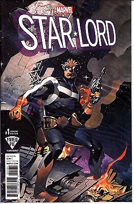 Star Lord #1 Exclusive Fried Pie Variant Cover Marvel Comics New Sealed In-Hand