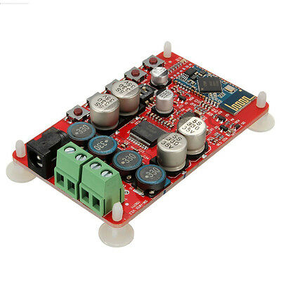 50W+50W Wireless Bluetooth Audio Receiver Amplifier Board Module Part BU