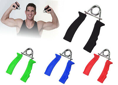 NEW Arm Grip Hand Grippers Heavy Wrist Excercise Grips Strength Forearm Training