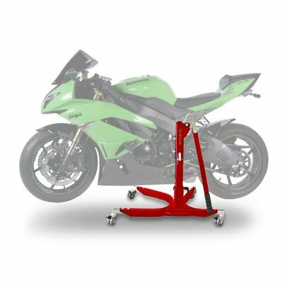 Motorcycle Jack Lift Central RB Kawasaki ZX-6R 09-16 ConStands Power