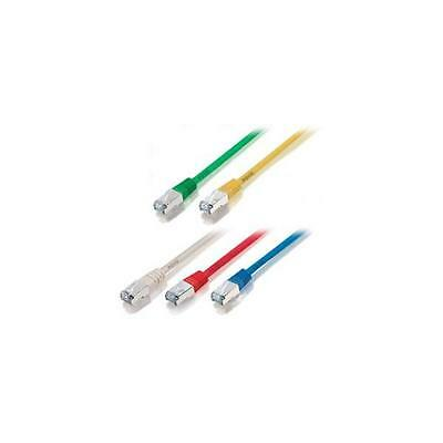 Cable Equip Latiguillo Apantallado F/utp Cat.6 5M
