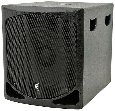 "Qtx Sound Qlb15A Active Subwoofer 15"" Inch 1000W Bass Bin Sub Powered 178.559"