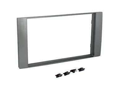 Ford Fussion Kuga Smax Transit Panneau Double Din Facia Surround Dfp-07-09