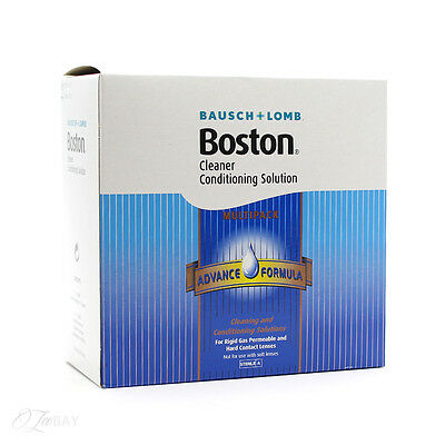 Bausch + Lomb Boston Cleaner Conditioning Solution Multipack