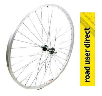"""26"""" Front  Alloy Mountain Bike Wheel - Inc Tracked Courier"""