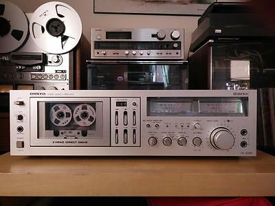 ONKYO TA -2060 3 heads 2 motors tape recorder-reduced to CLEAR