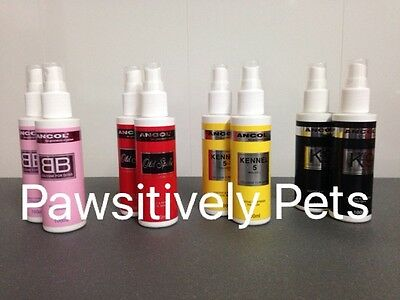 Ancol BB, Old Spike, K9, Kennel No5 Cologne Dog Deodorant Spray TWIN PACK OFFER