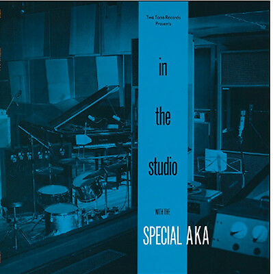 SPECIALS LP In The Studio 180 Gram Audiophile REMASTERED + PROMO Sheet New