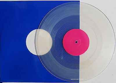 "PRINCE 12"" Joy In Repetition 2 Track CLEAR Vinyl DJ Only 2016"
