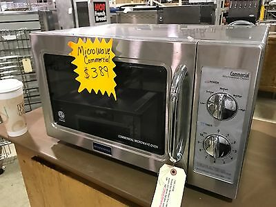 Radiance Model TMW 1100MR Commercial Microwave Oven 1000Watts