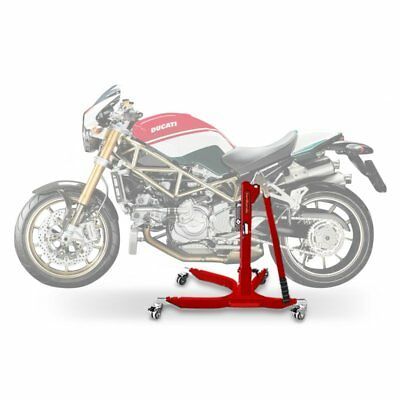 Motorcycle Jack Lift Central RB Ducati Monster S4RS 06-08 ConStands Power