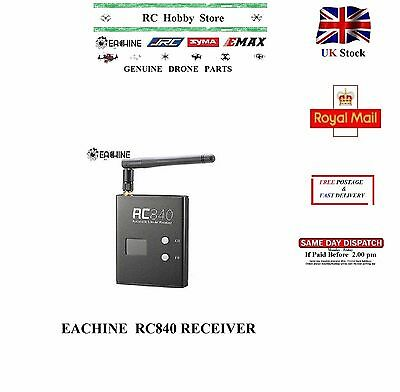 Eachine RC840 FPV Receiver 40CH 5.8GHz Raceband Wireless Module RC Multicopters