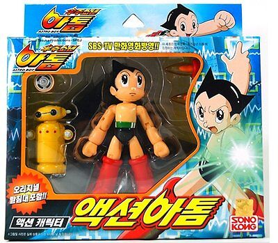 Astro Boy & Robita Action Figure Doll Takara Sonokong Collection Gift Toy