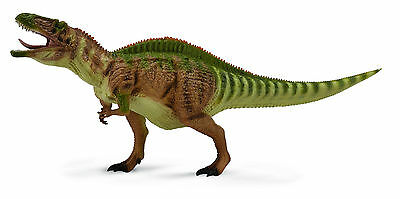 NEW CollectA 88718 Acrocanthosaurus Deluxe Model Dinosaur with Movable Jaw 30cm