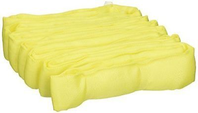 Vulcan Round Sling Medium Duty Yellow 10' Strap Srsy10, 702302961576