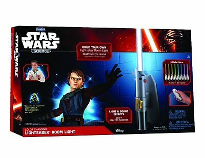 STAR WARS - Sabre Laser Déco Lumineuse Deluxe 8 Couleurs★★★