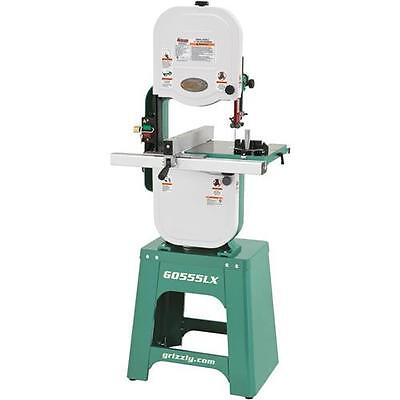 "G0555LX Grizzly 14"" Deluxe Bandsaw"