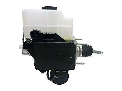 Brake Master Cylinder Assembly Toyota Landcruiser 100 Series with ABS Genuine