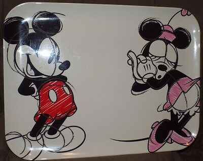 Vintage Collectible Mickey and Minnie Mouse TV Tray