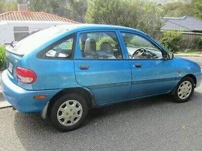 ford festiva wrecking parts