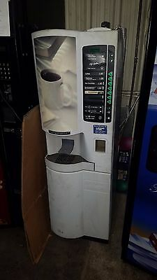**wholesale** Crane National Vendors Ap 640 Cafe System 7 Coffee Vending Machine