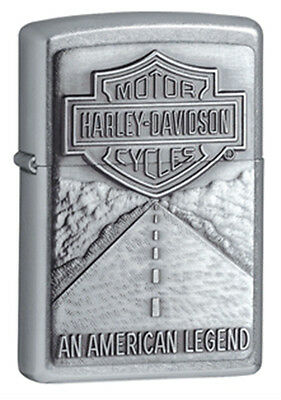 Zippo Harley-Davidson American Legend Lighter - 20229 Genuine