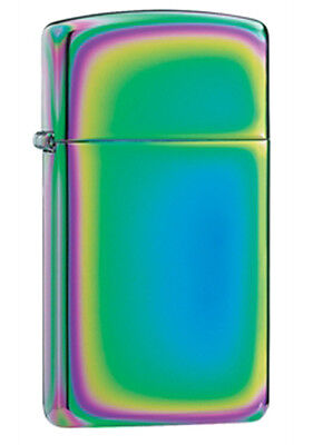 Zippo Spectrum Lighter - Slim 20493 Genuine