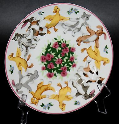 TIFFANY Playground by TIFFANY & Co. 1992 Child's Porcelain Plate