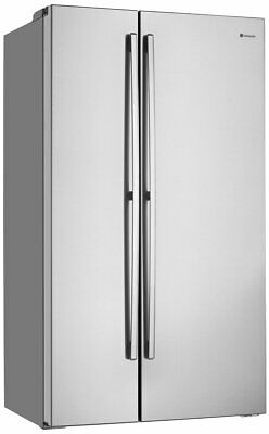 NEW Westinghouse WSE6900SA 690L Side by Side Fridge