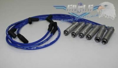 Ignition Leads (with heat shields) 86599HD-2 fits Holden Commodore VT2 VX VY V6