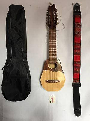 Profesional Charango Made In Bolivia Ready To Go