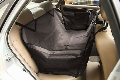 Henry Wag Pet Car Hammock Seat Cover Protector Large Back Rear Car Seat 40359
