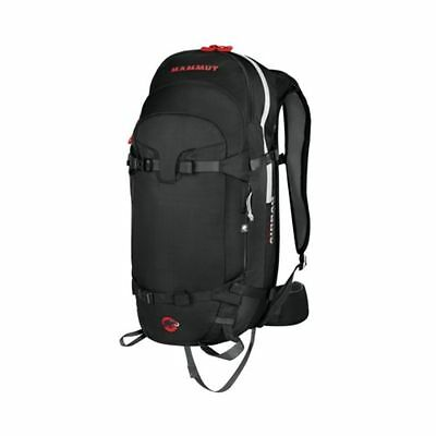 Mammut Pro Protection Airbag 3.0 Backpack (Black, 35L) Mens Unisex  New