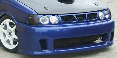 Toyota Starlet Turbo Ep82 Backyard Style Front Bumper Frp - Carbon Culture