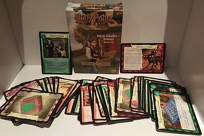 2 x Pack of Harry Potter Trading Cards - 122 cards.. Great Condition - Complete