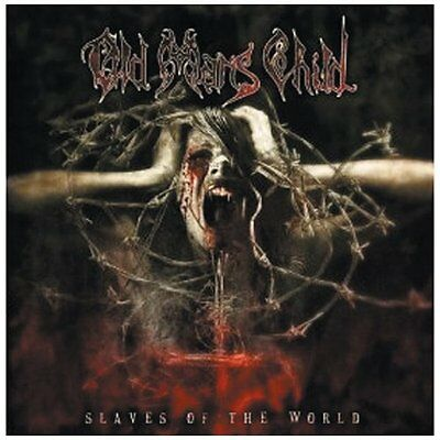 Old Man's Child-Slaves of the World  CD NEW