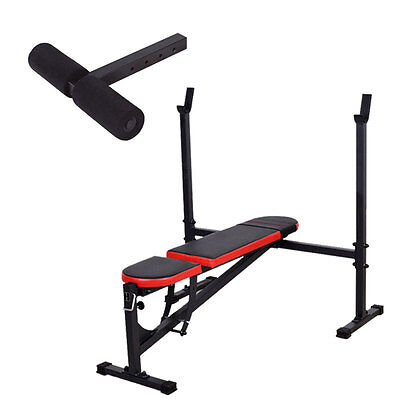 Banc + Equipement Mh-Z103 Marbo-Sport Poste Multi Gym Home Musculation Station