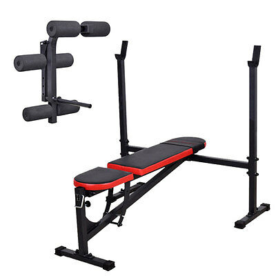 Banc + Equipement Mh-Z101 Marbo-Sport Poste Multi Gym Home Musculation Station