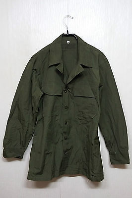 RARE 1946 Vintage US Army Light Weight Jacket Shirt Military Clothes
