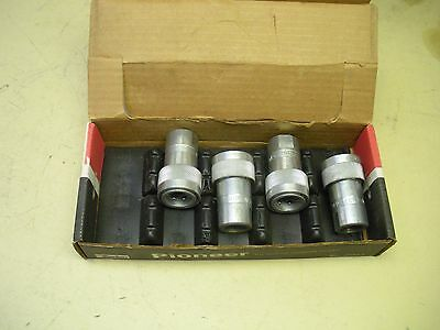 "Parker Pioneer Quick Couplings no.4000-4 1/2"" NPTF , box of 4"