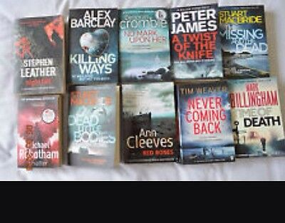 50 Mixed Paperback Fiction Books - Job Lot / Wholesale - Free Delivery!