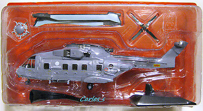 Agusta Westland AW101 Merlin TTH Italy 1/72 ALTAYA IXO helicopter helicoptero