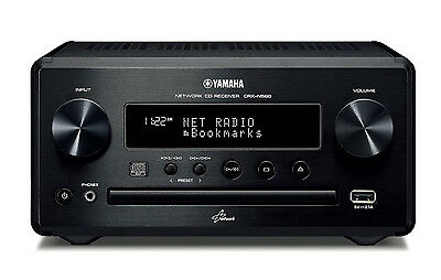 Blow Out!! Yamaha CRX-N560 Network CD Receiver (Refurb)