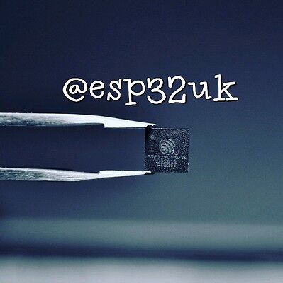 5 x ESP32-D0WDQ6 (esp8266 arduino compatible) UK seller