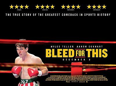 """Bleed for This 16"""" x 12"""" Reproduction Movie Poster Photograph"""